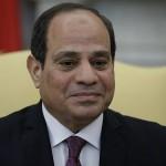 エジプト大統領Abdul Fattah al-Sisi