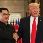 米国大統領トランプが北朝鮮大統領との2回の会合を開く前には明らかである