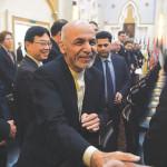 このリストには、アフガニスタン大統領のAshraf Ghani、Abdul Salam Rahimi参謀長、そして選挙リーダーのAmrullah Salehを含む元アフガニスタン諜報長が含まれています。