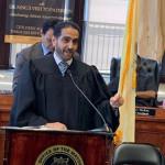 パレスチナ裁判官Abdul Majeed Hadi