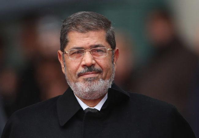 元エジプト大統領ムハンマドモルシ博士