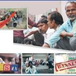 モディ政府の緊急経済政策は、インドで失業者の怒っている軍隊を設定します - File photo