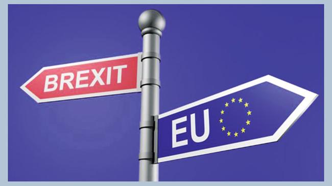 英国は10月31日にヨーロッパのブロックから分離されます