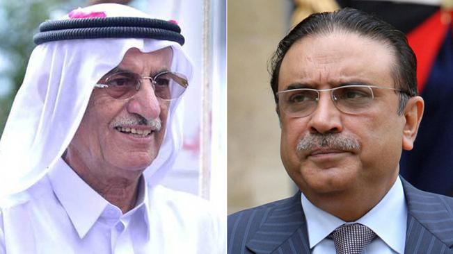 元大統領のアシフ・ザーダリは、偽の口座に関与し、パキスタンの民間銀行の所有者であるナセル・アブドゥラ・フセイン・ルータ
