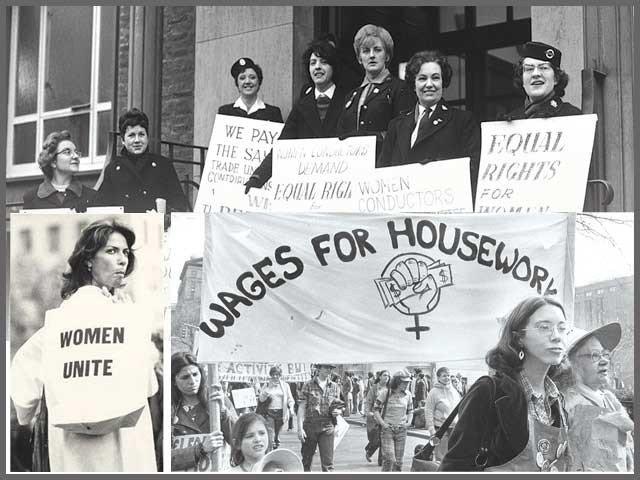 性差別に基づくいくつかのばかげた法律に言及してください。写真:ファイル
