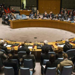 占領されたカシミールの状況に関する国連安全保障理事会閉会会議