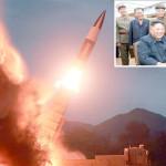 北朝鮮は金曜日の朝にさらに2つのミサイルをテストしました