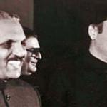ジア・ウル・ハク大統領はインドの土地に立って、カシミールを支持する歴史的な言葉を語り、ラジブ・ガンジー首相を含むインドの戦士の汗を失いました。