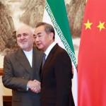 イラン外相ジャワド・ザリフは、最近の彼のカウンターパートである王Wとの取引を最終決定した。