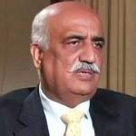 Syed Khurshid Shah、パキスタン人民党の上級指導者