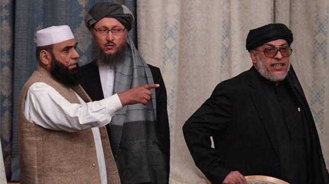 米国下院議員のアダム・シフは、米国とタリバンとの協議におけるパキスタンの役割に完全に満足していないと言います。