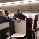イムラン・カーン首相のニューヨークからの退去と技術的ブレークスルーのためのサウジアラビアの飛行機の使用に関するニュース