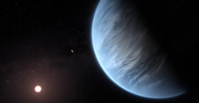 科学者は、生命が可能な惑星での生命の基本的な必要性を初めて発見しました