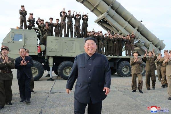 北朝鮮は5月から10年まで10回目のミサイルの経験でした