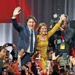 ジャスティン・トルドーがカナダの首相を第二期に選出