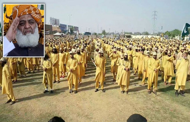Jamiat Ulema-e-Islamの下位組織であるAnsar-ul-Islamの禁止(F)