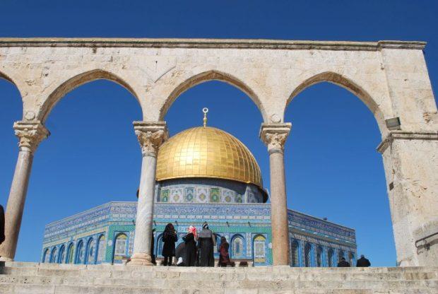 فلسطین کو انبیا کرام کی سرزمین کہا جاتا ہے