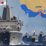 陸軍はオマーン湾と北アラビア海、ホルムズ海峡とイエメン沖の国際海域に配備されます