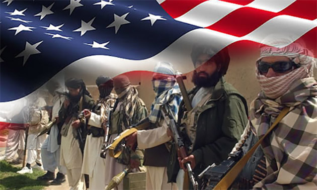 米国は6.5兆ドルを費やしているにもかかわらず、アフガニスタンを征服することができず、アフガニスタンに年間450億ドルを費やしています。