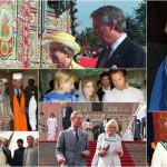 ロイヤルカップルがパキスタンを訪問し、歴史的な関係