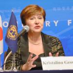 IMFマネージングディレクターKristalina Georgieva