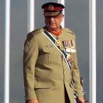 陸軍長官カマル・ジャベド・バジュワ