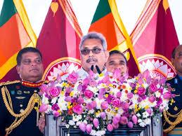 スリランカゴタバヤラジャパクサ大統領