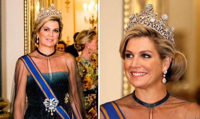 オランダの女王Mrexima Zorreguieta