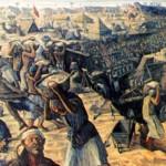 100万人のエジプト人が運河の発掘に参加し、10万人の労働者がさまざまな事故で死亡しました。