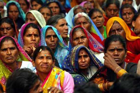 イスラム教を受け入れるこれらのヒンズー教徒は、インドの下部カーストに属します(ダリットコミュニティ)