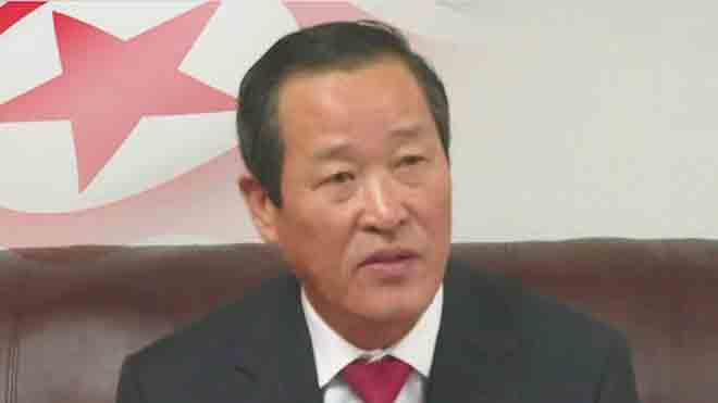 キム・スン国連北朝鮮大使