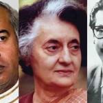 シェイク・ムジブル・ラーマン、インディラ・ガンジー、ズルフィカル・アリ・ブット