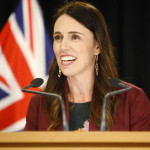 ニュージーランド首相Jacinda Ardern