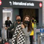 中国から日本に避難した200人の日本人が水曜日の朝に東京の羽田空港に到着しました
