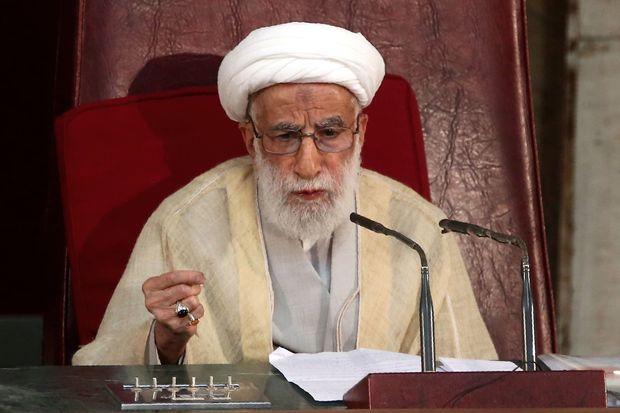 アフマドジャンナティ、イランの保護者評議会の秘書