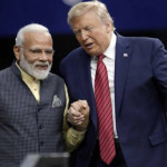 ドナルドトランプ米国大統領は2月24日にインドを訪問します。