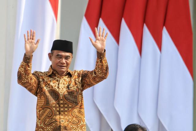 Muhadjir Effendy、63歳、インドネシア文化および人間開発大臣