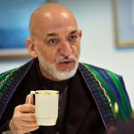 アフガニスタン元大統領ハミド・カルザイ