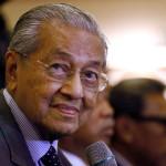 マレーシア首相マハティール・モハンマド