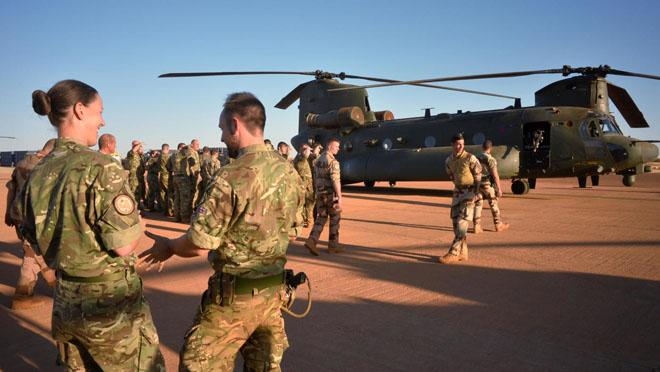 タクバと呼ばれるこのタスクフォースは、加盟国からの特殊部隊で構成されています