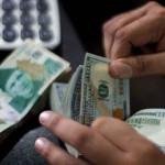 ドルはRs 166.15に上昇した...