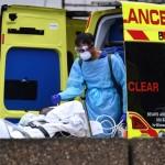 英国では、コロナウイルスによる1日の死者数は938人でした。