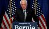バーニー・サンダースが米国大統領選を辞任
