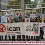 原爆犠牲者と平和活動家が木曜日に東京で集結