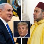 生まれていない モロッコは最近、イスラエルとの関係の確立を発表しました