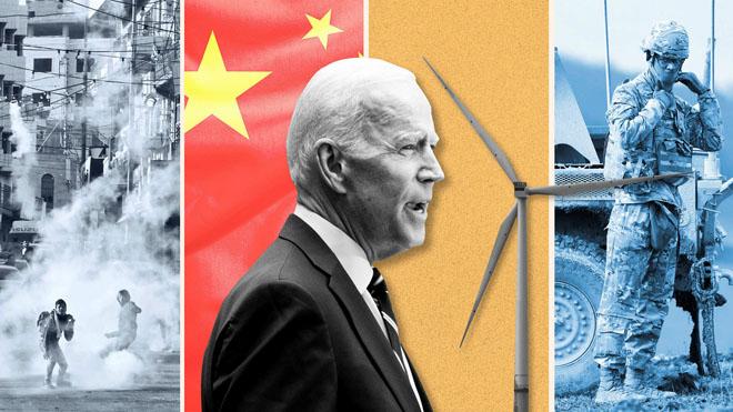 この点で、バイデンの当面の課題は、イランとの米国の関係を正常化することです。