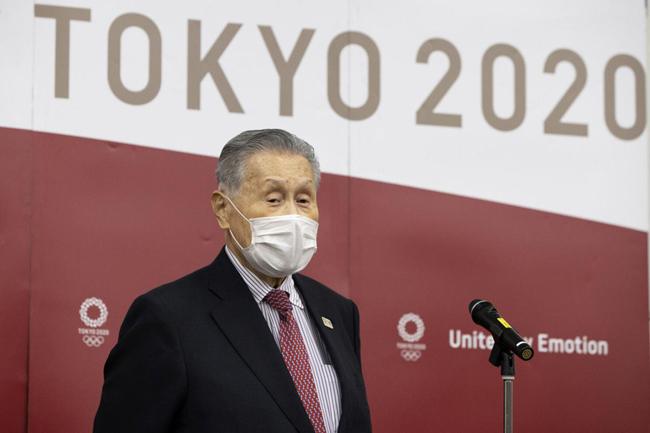 森喜朗が東京オリンピック・パラリンピック組織委員会委員長
