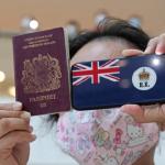 中国は香港の人々のために英国の「パスポート」を認めないことを発表しました