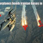 米空軍がシリア東部のデリゾールにあるイランが支援する民兵基地を爆撃