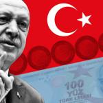 トルコリラは世界の通貨に対して価値を失っています